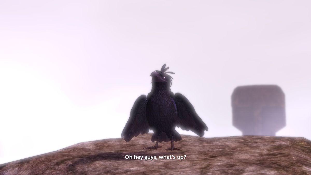 Dreamfall Chapters Windows <i>Book 3</i>: Crow is back!