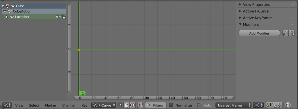 blender graph modifiers option