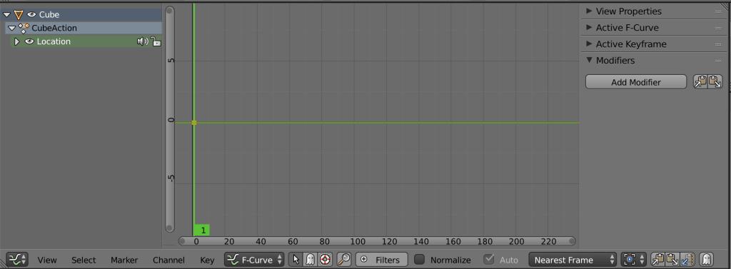 blender graph modifiers option