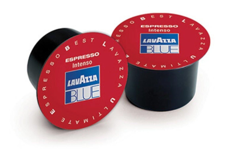 100  Capsule Caffè Lavazza Blue Intenso ORIGINALE