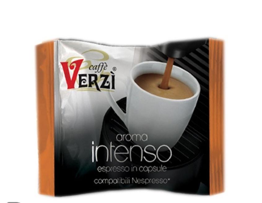 200 Capsule Verzi' compatibili Nespresso Gusto Intenso