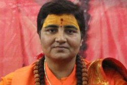 Bjp Mp Sadhvi Pragya Thakur Seen Playing Kabaddi While She Got Bail On Medical Reasons – स ...