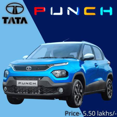TATA PUNCH | Price | TATA Motors