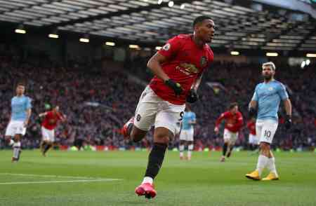 Why Martial was absent from Man United's squad to face Leicester