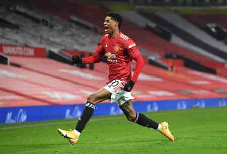 Manchester United's Marcus Rashford reportedly furious with Ole Gunnar Solskjaer after  ...