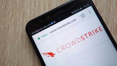 Crowdstrike Stock Nears Buy Point, RS Rating Rises