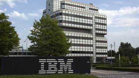 IBM Stock Drops On Quarterly Earnings Report
