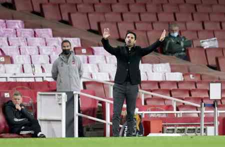 Mikel Arteta provides Bukayo Saka injury update ahead of Aston Villa clash