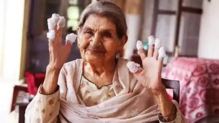 'गुलाबो सिताबो' की अभिनेत्री फारुख जफर का निधन, सांस लेने में हो रही थी दिक्कत