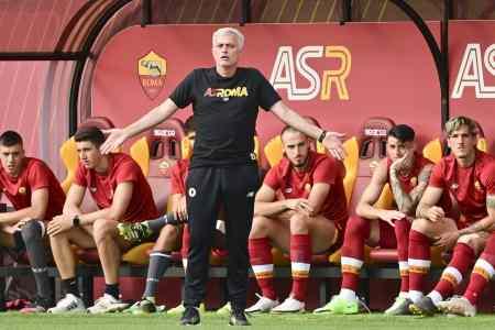 AS Roma boss Jose Mourinho responds to links with Newcastle