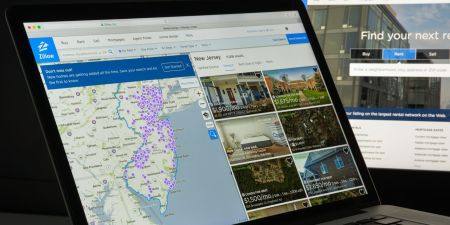 Zillow Stock Slides. A Report Says Zillow Has Halted Home Purchases.
