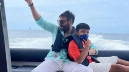 'गोलमाल अगेन' में परिणीति चोपड़ा की मौत पर अजय देवगन को बेटे युग ने मारा था थप्पड़