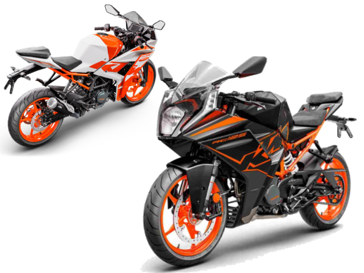 2022 KTM RC 125 and RC 200 launched in india; priced from Rs 1.82 lakh; specifications and featu ...