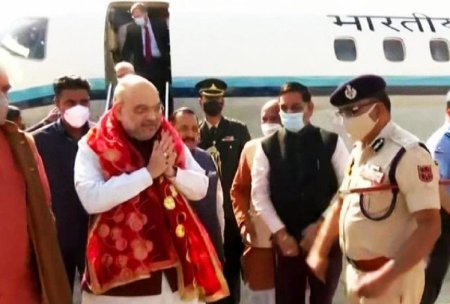 Amit Shah Address To Mega Rally In Jammu Kashmir Latest News Update Today: Home Minister Amit Sh ...