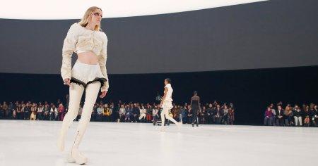 At Givenchy and Lanvin, Making Very Short Memories