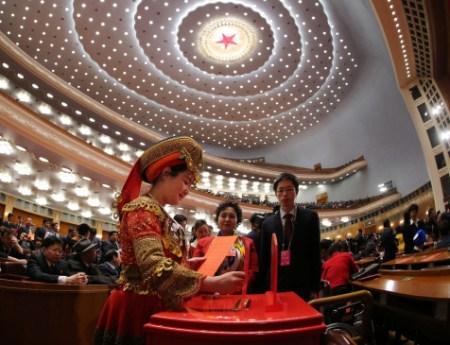 China has raised a new flag about democracy | लोकतंत्र के बारे में चीन ने नया झंडा फहराया