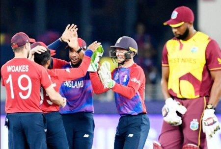 Eng Vs Wi T20 World Cup 2021 Super-12 Match; West Indies Vs England Live Score Live Score Update ...