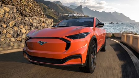 Ford Stock Rises Near Buy Point