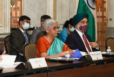 India And Us Will Fight Together Against Financing Of Terrorism And Money Laundering – संव ...