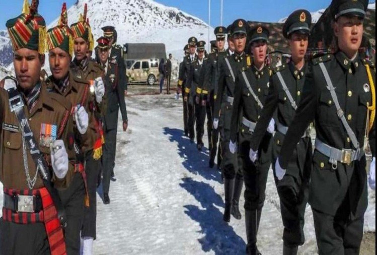 India Says Expect China To Work Towards Early Resolution Of Remaining Issues On Lac In Eastern L ...
