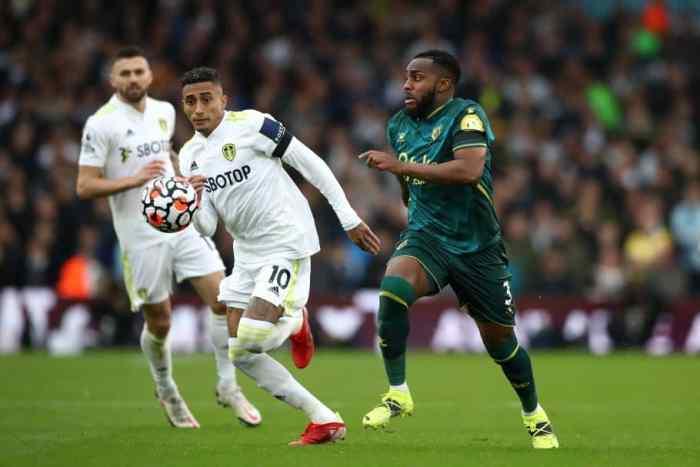 Leeds United's Raphinha receives high praise from Brazil veteran Thiago Silva