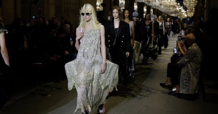 Louis Vuitton and Miu Miu Provide a Paris Fashion Week Finale