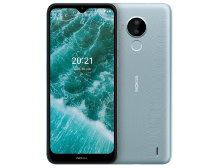 Nokia C30 launched with 6.8-inch display, 6000mAh battery know more price and other details | फो ...