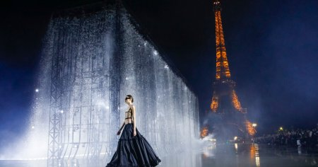 Scenes From the Runways of Europe