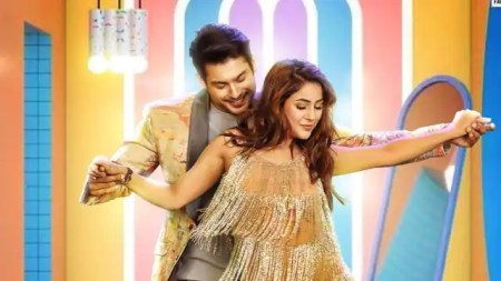 Sidharth shukla and shehnaaz gill adhura new poster song release on 21st october – Enterta ...