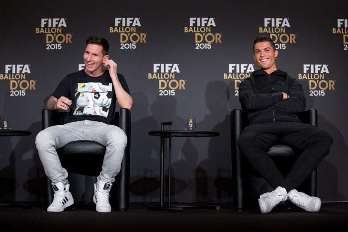 Sir Alex Ferguson names the player he feels 'deserves' the Ballon d'Or