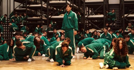 'Squid Game' Has Made Tracksuits Hot