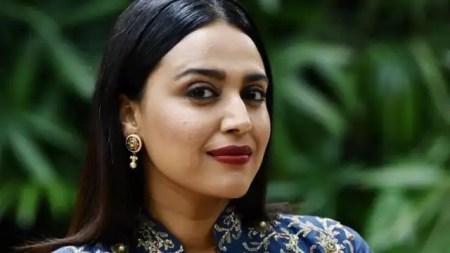 Swara Bhasker tweeted As a Hindu I am ashamed over Namaz disrupte in Gurgaon as Slogans of Jai S ...