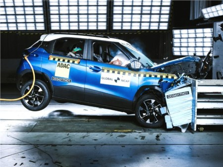 Tata Punch scores 5-star safety rating at Global NCAP, know more about 5 star rating | एक्सीडेंट ...