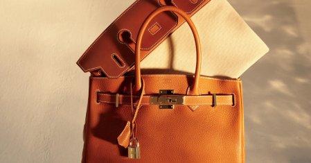 The Birkin Bag Gets an Update