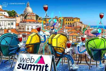 Web Summit returns in-person event to delve into crypto, DeFi and NFTs