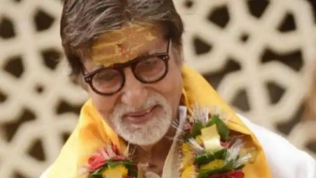 amitab bachchan fan find out hindi typing mistake in dussehra post says he is son of great poet  ...