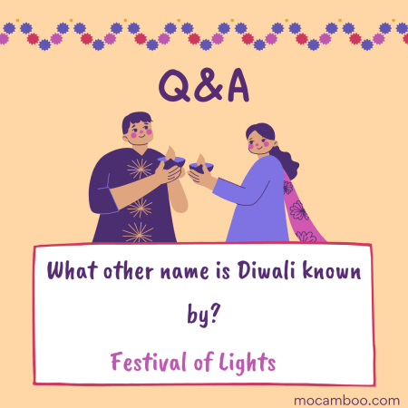What other name is Diwali known by?