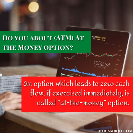 Do you about (ATM) At the Money option?