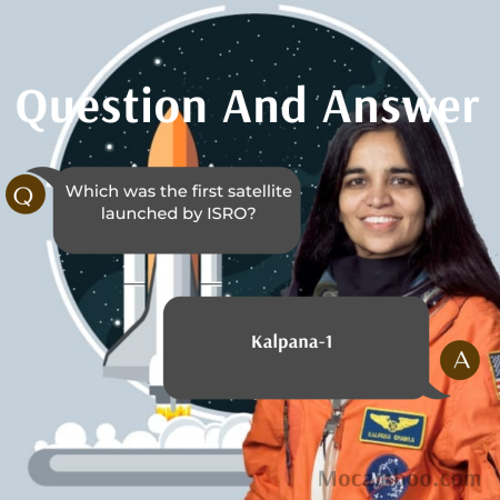 Which was the first satellite launched by ISRO?