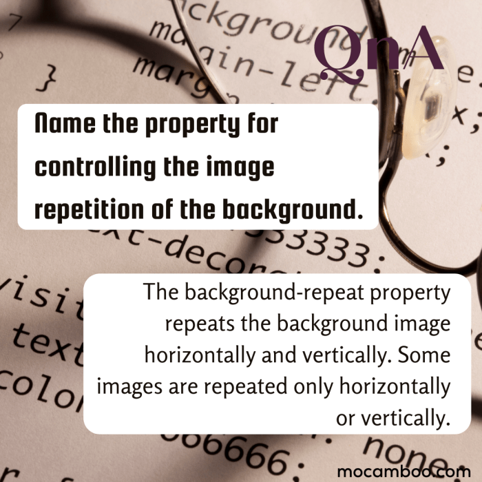 Name the property for controlling the image position in the background.