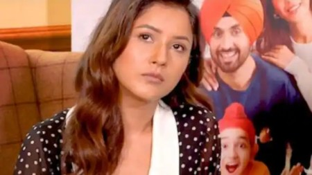 shenaaz gill says she wants to tell herself honsala rakh ahead of her movie release – Ente ...