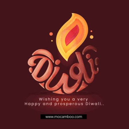 """Wishing you a very happy and prosperous diwali. – Happy Diwali"""