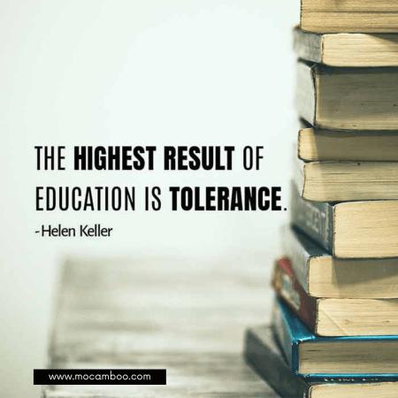 Quotes of hellen keller…