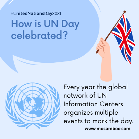 How is UN Day celebrated?