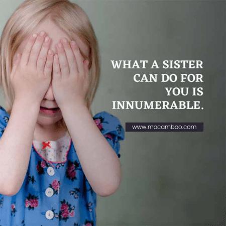 Sisters Goals….