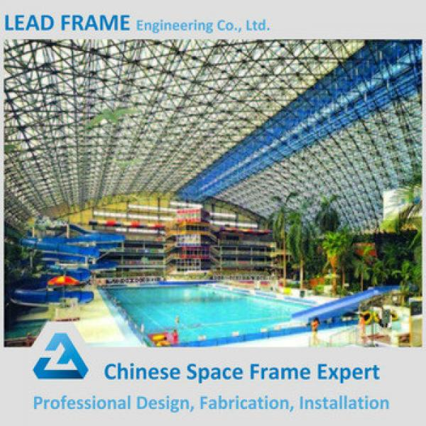Buy Nigeria Steel Roof Trusses Prices Swimming Pool Roof