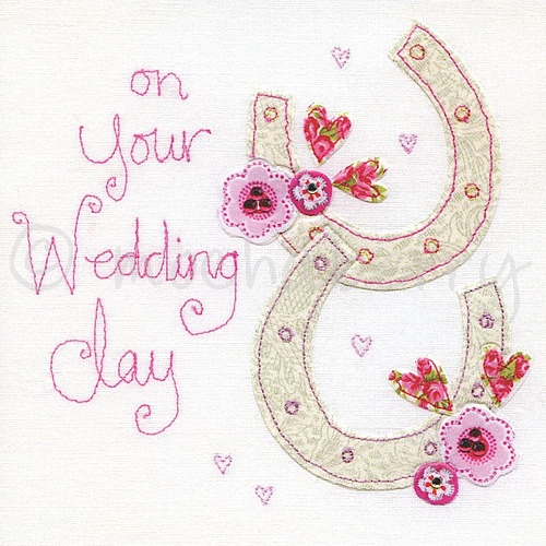 On Your Wedding Day Card Wedding Day Card On Your