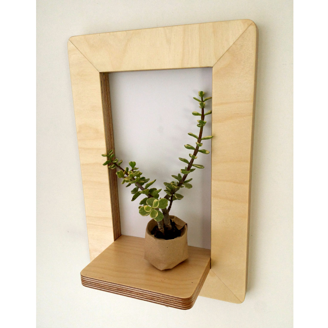 Marco Frame Shelf Homeware Furniture And Gifts Mocha
