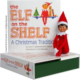 Xmas Elf on a shelf