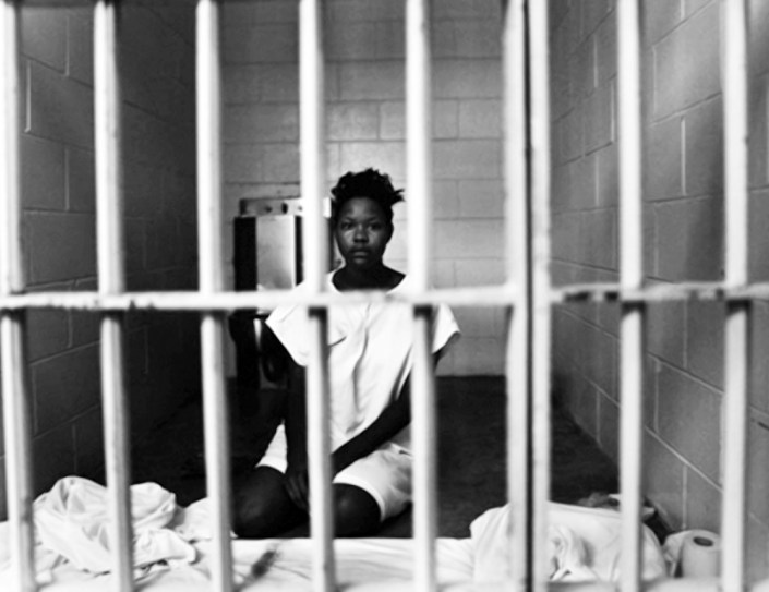 Black-woman-prisoner
